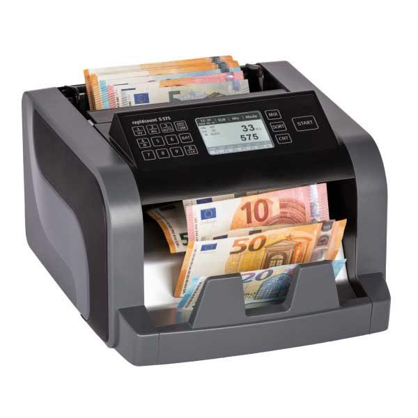 Compteuse et détecteur de billets S 575 Ratiotec